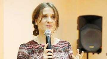 Adriana Mitu a lansat un volum de referinţă în domeniul parenting-ului 3