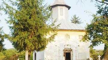Călineşti Vale, cea mai veche parohie din comuna Călineşti 6