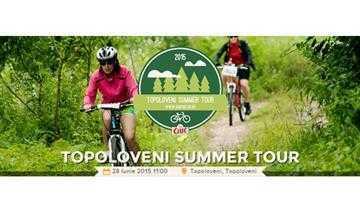Mountain bike la superlativ,  la Topoloveni pe 28 iunie 3