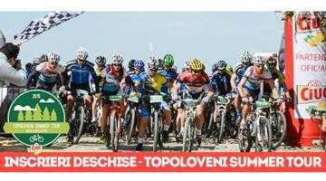 Mountain bike la superlativ,  la Topoloveni pe 28 iunie 4