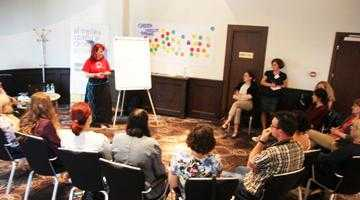 Biblioteca Judeţeană Argeş, prezentă  la Conferinţa Internaţională a Bibliotecarilor Traineri de la Poiana Braşov 2