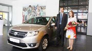 Dacia a vândut 1,5 milioane de Loganuri 2