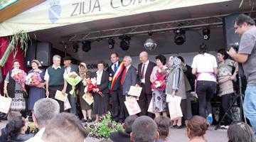 Peste 8.000 de sărmăluţe de Suseni au fost servite la ziua comunei 4