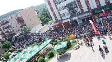 Peste 500 de ciclişti la prima ediţie a Topoloveni Summer Tour 4