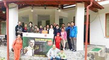 Absolvenţii cursului de limbă persană organizat de Biblioteca Judeţeană Argeş, în vizită la Rucăr 4