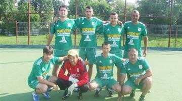 SC Servicii Edilitare pentru Comunitate Mioveni a câştigat Cupa Penitenciarului Colibaşi la minifotbal 2