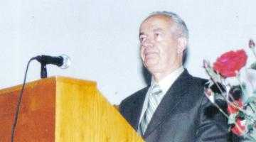 Conducători penibili. Şefii Câmpulungului refuză onorurile post-mortem pentru un fost decan muscelean 4