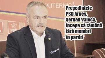 Au dispărut 73 de membri ai PSD Câmpulung 5