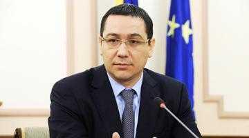 Pentru Victor Ponta autostrada spre Sibiu e ca şi construită 4