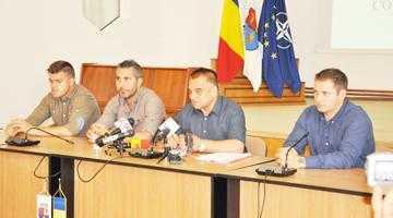 """Cornel Ionică: """"SCM-ul va avea ca buget exact cât îşi doresc ca să promoveze în Liga a II-a"""" 2"""