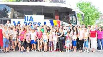 100 de elevi trimişi în tabără de Primăria Mioveni 6