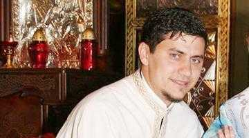 Preotul paroh Cosmin Bologea a fost uns secretar al Protoieriei Topoloveni 2