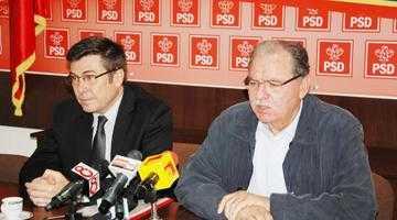 Tecău s-a dezis de Nicolescu şi le-a promis primarilor că nu îi va pune niciodată să fure 5