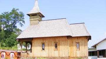 Schitul Sfântului Ierarh Modest din comună Stoeneşti 6