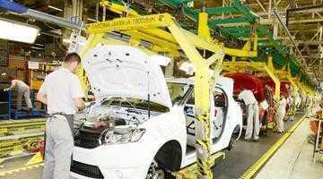 Dacia asigură 90% din producţia auto locală 2