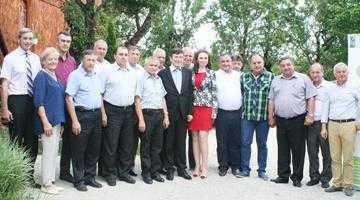 Primarii musceleni şi-au stabilit strategia investiţională prin GAL Muscelean 3