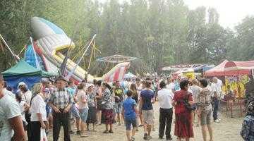 Zilele comunei Şuici. Lume multă şi de calitate a onorat invitaţia primarului Iatagan 6