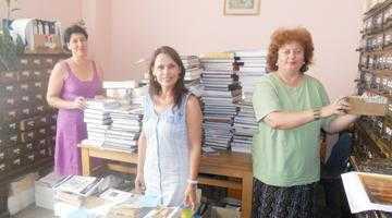 """Compartimentul Catalogare al Bibliotecii Judeţene Dinicu Golescu Argeş - oamenii """"invizibili"""" din spatele cărţilor 6"""