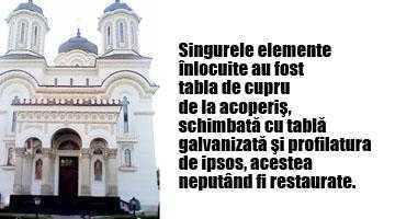 Reabilitată cu fonduri europene, biserica Sfânta Vineri va fi resfinţită pe 20 septembrie 5