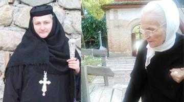 Stareţa Petronia a alungat-o de la Bascovele pe maica Valentina, fost deputat de Vâlcea 6