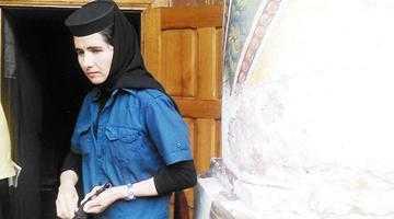 Stareţa Petronia a alungat-o de la Bascovele pe maica Valentina, fost deputat de Vâlcea 9