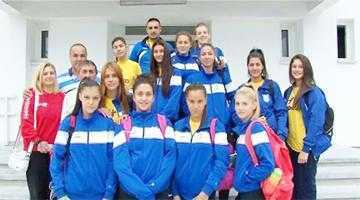 Echipa de handbal a CS Dacia Mioveni 2012 a obţinut două victorii în primele meciuri de pregătire 6