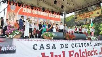 Peste 5.000 de oameni şi invitaţi de top la Ziua Bascovului 8