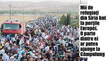 Centrul de imigranţi de la Câmpulung se transformă în coşmar 2