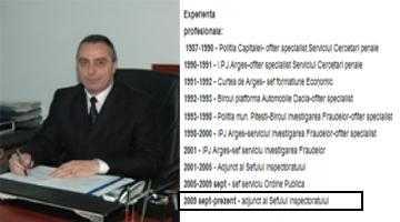 Costel Nedelescu e şi adjunct al Poliţiei şi şef la Arme şi Muniţii. Doar online 6