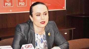 Simona Bucura Oprescu a fost numită purtător de cuvânt al grupului social-democraţilor din Camera Deputaţilor 4
