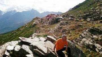 Primul politician argeşean care a fost în expediţie în Himalaya 3