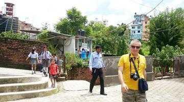 Primul politician argeşean care a fost în expediţie în Himalaya 6