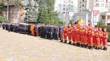Ziua Pompierilor din România, marcată la Piteşti 3