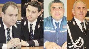 Coincidenţă sau nu? După ce şefii din Poliţia Argeş au urcat în funcţii, şi afacerile rudelor au explodat 5