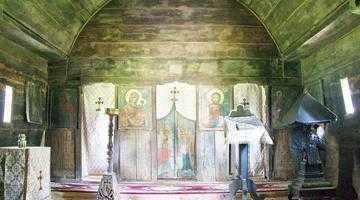 Bisericile de lemn  din Drăganu şi Pietroşani, două monumente istorice de referinţă pentru zona Munteniei 6