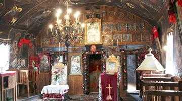 Bisericile de lemn  din Drăganu şi Pietroşani, două monumente istorice de referinţă pentru zona Munteniei 8