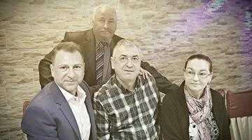 Jurnalistul Christian Sabbagh  şi chestorul Stoica au fost la ziua omului de afaceri piteştean Vali Preoteasa 5