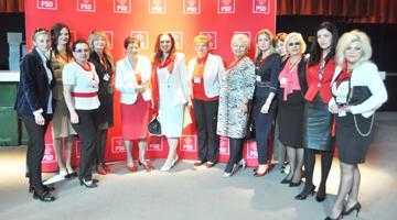 Simona Bucura-Oprescu, aleasă vicepreşedinte în Consiliul Naţional al Femeilor Social-Democrate 4