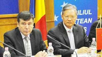 Ţintele lui Tecău în vizita de 7 zile în China: aducerea de investiţii la Molivişu şi în barajele de la Vidraru şi Râuşor 3