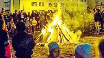 Focul lui Sumedru va fi şi în acest an la Mioveni 5