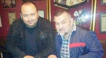 Leonard Doroftei, invitat special la botezul fiicei consilierului judeţean Narcis Sofianu 5