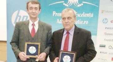 Primăria Mioveni, recompensată la Gala Premiilor de Excelenţă în Administraţie 6
