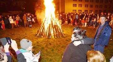 Focul lui Sumedru la Mioveni 5