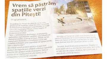 Consilierul local Mişu Tudor a început campania electorală în cutiile poştale 5