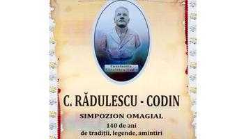 """Simpozionul omagial """"C. Rădulescu-Codin, 140 de ani de tradiţii, legende, amintiri"""" va avea loc în comuna Priboieni 5"""