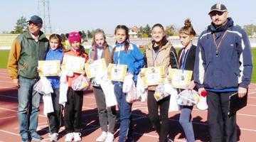Cupa de toamnă pentru copii şi juniori, ultima competiţie de atletism a sezonului 6