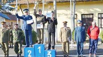 84 de cadre militare au participat la Campionatul militar de cros 5