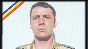 Omagiu pentru un militar muscelean ucis în Afganistan 4