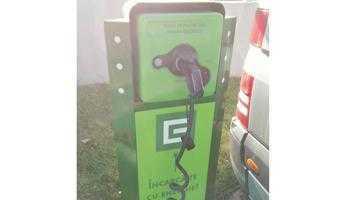 CEZ a deschis la Piteşti prima staţie de încărcare pentru maşinile electrice 5