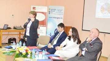 """Eveniment aniversar la Biblioteca Judeţeană """"Dinicu Golescu"""" Argeş 6"""